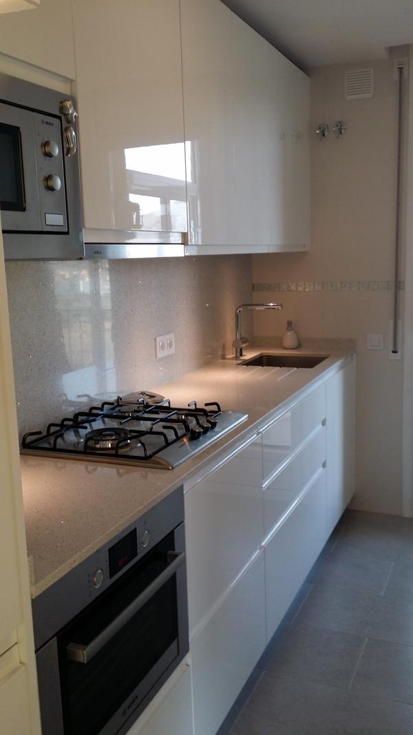 Proyecto de cocina en casa de brian en sitges studio - Reformas sitges ...