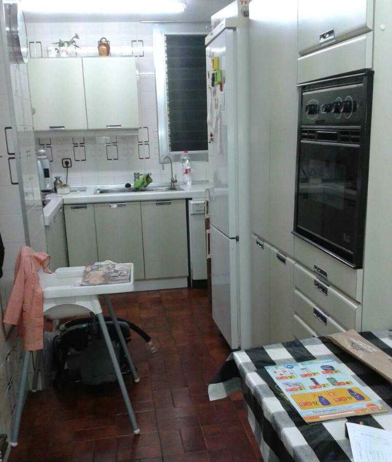 foto cocina espacio pequeño