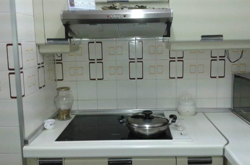 foto cocina especio pequeño