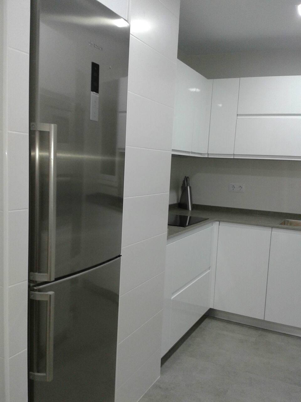 fotos cocina pequeño espacio