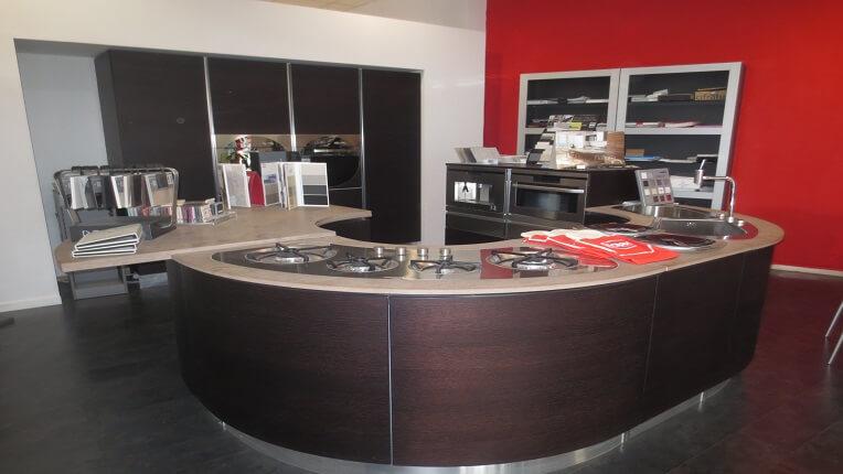 Oferta Cocina Exposici N Modelo Samal Wenge De La Marca