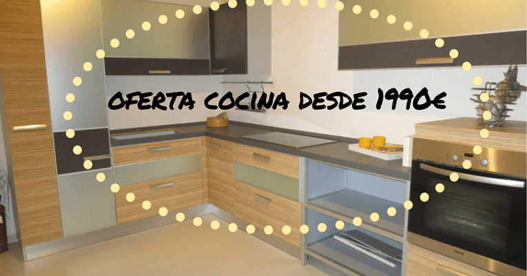 outlet cocina modelo milly