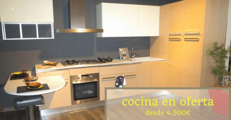 cocina oferta modelo taka