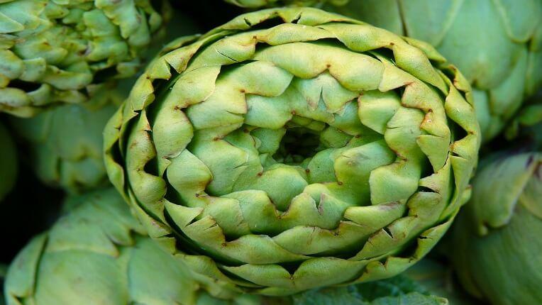 receta alcachofa para dia de la madre
