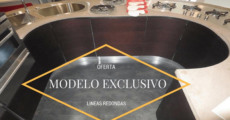 oferta cocina diseño italiano