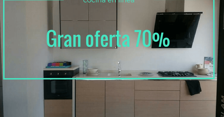Outlet cocinas studio gatto cocinas for Cocinas modernas outlet