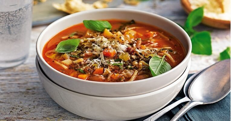 sopa minestrone-recetas nonno luigi