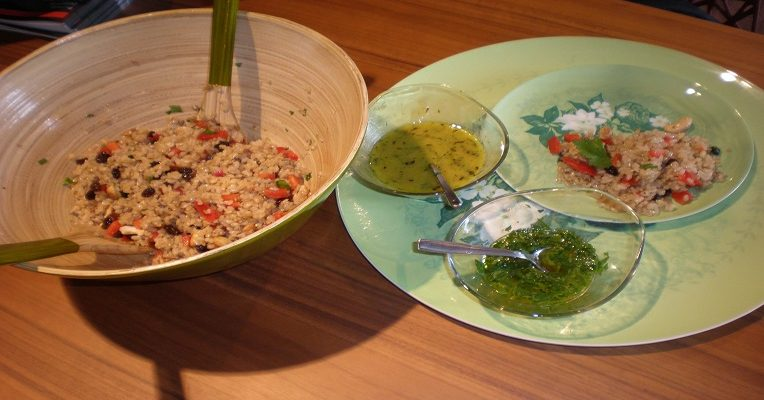 taller ensaladas