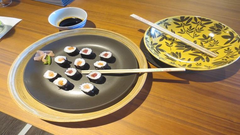 taller de sushi en Studio gatto
