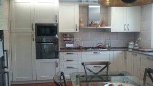 Cocina rústica en Sant Pere de Ribes