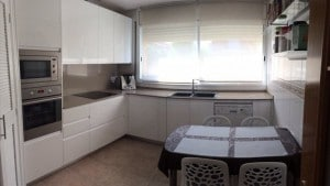 Proyecto de cocina en casa de Maria Rosa en Vilanova i la Geltrú
