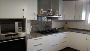 Reforma cocina en casa de Isidra en Vilanova i la Geltrú